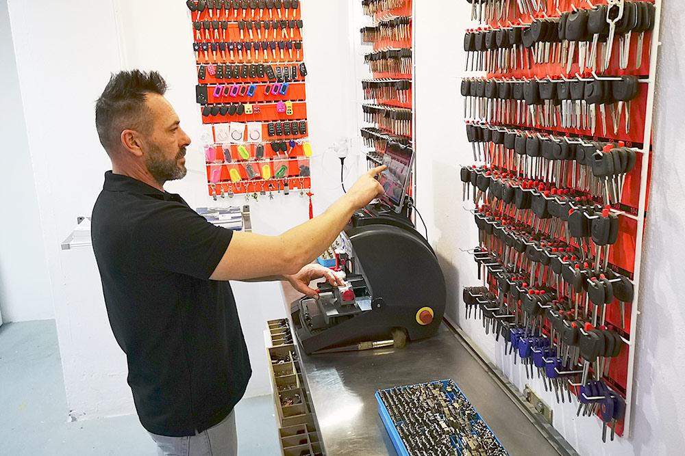 programador de llaves en malaga