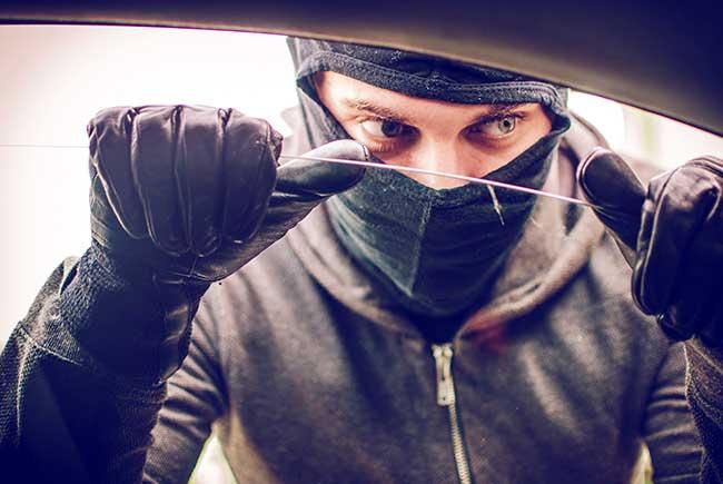 robo de coches